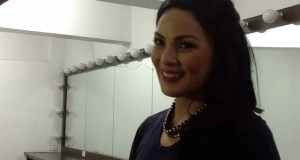 KC Concepcion Talks to Bloggeres Backstage at the Boy Golden Mall Tour at Glorietta