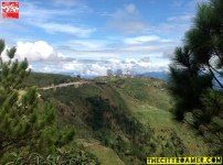 the radars from the second peak of Mount Cabuyao