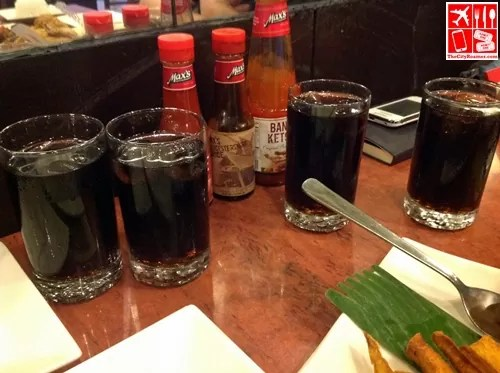 4 Glasses of Pepsi as part of Max's 4Sharing Meal