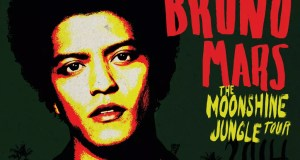 Bruno Mars Moonshine Jungle Tour 2014