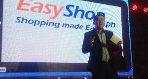 EasyShop President and CEO Nelson Liao
