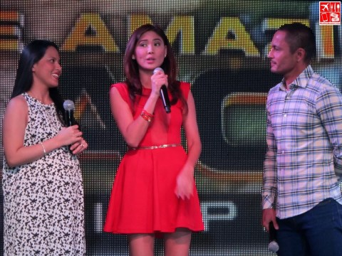 The winning team of The Amazing Race Philippines Season 1
