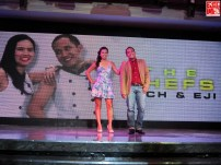 Chefs Eji Estillore and Roch Hernandez