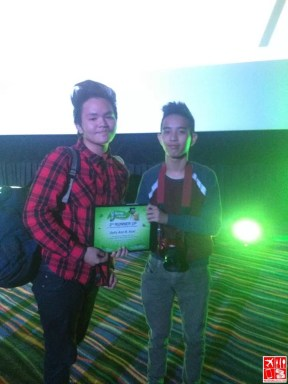 2nd Runner Up- Dolly Ann Acat's music video entitled Your Biggest Dream