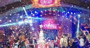 Giordano Circus Party Fashion Show Finale