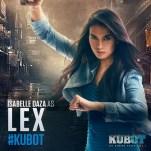 Isabelle Daza as Lex
