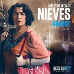 Lotlot de Leon as Nieves