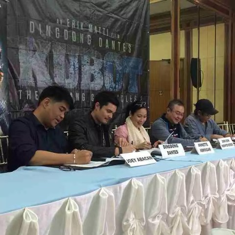 Producers Official Signing the Contract for The Aswang Chronicles Franchise