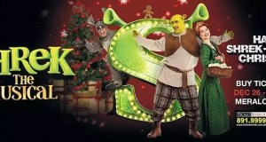 Shrek The Musical Holiday Run