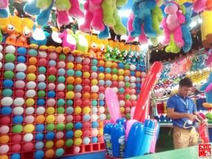 Balloon Dart Game at Sky Ranch Pampanga