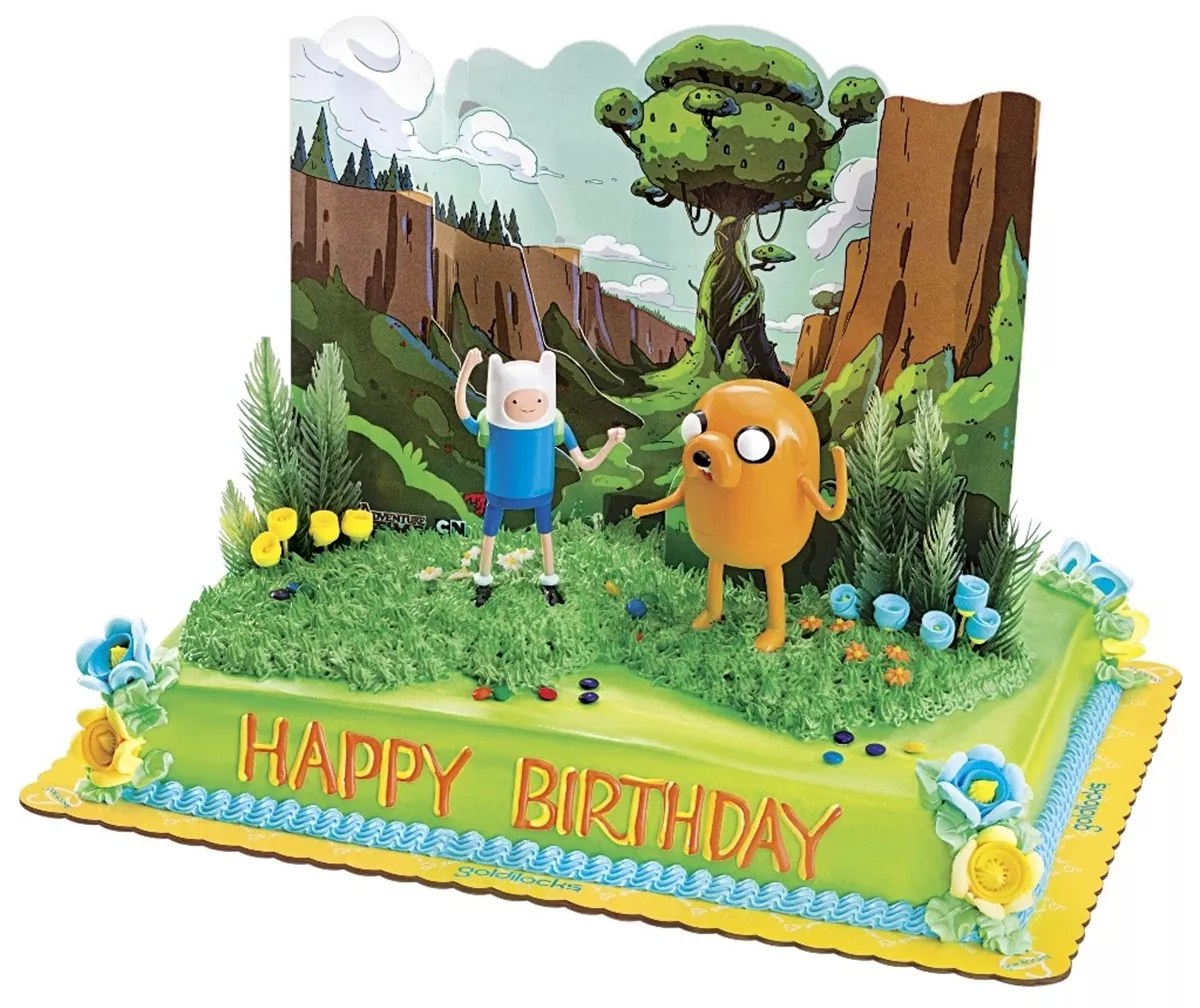 Adventure Time Birthday Party The City Roamer