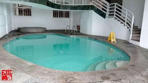 Indoor Swimming Pool at Estancia Resort Hotel Tagaytay