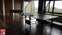 Play Ping Pong at Estancia Resort Hotel Tagaytay