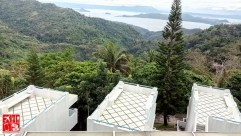 Roofdecks at Estancia Resort Hotel Tagaytay