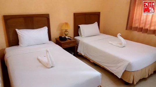 Two-Bed Suite at Estancia Resort Hotel Tagaytay