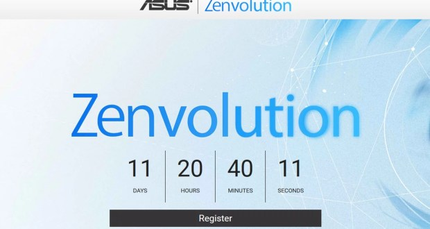 ASUS Zenvolution Happening in the Philippines on August 14