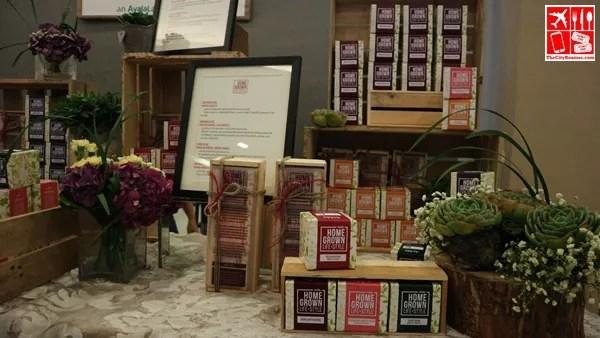 homegrown artisanal coffee