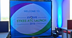 Evolve 2016 - Sykes ATC Launch banner