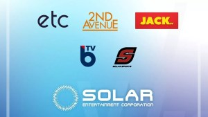 Solar Entertainment Network Channels New Logo