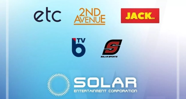 Solar Entertainment Flips Channels with New Look and Programming