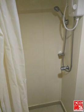 Our cabin's Toilet & Bath