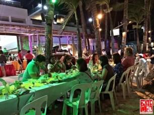 Crown Regency Beachfront Buffet