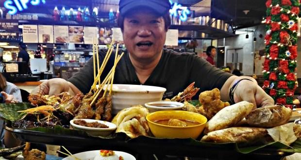 Asian Culinary Experience at Makansutra Megamall