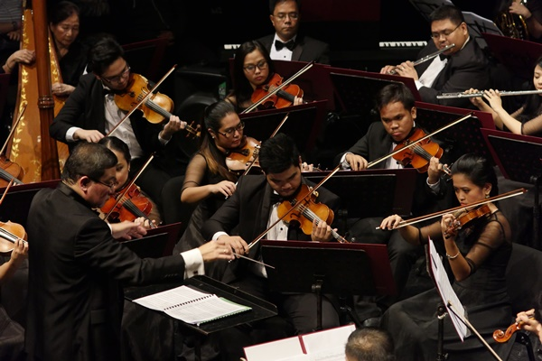 """Manila Symphony Orchestra """"Soundtracks and Symphonies"""" is for the benefit of children with special needs."""