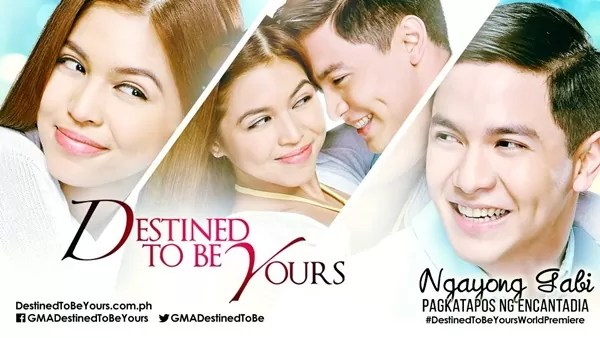 Destined To Be Yours -Destined To Be Yours poster