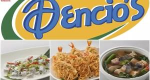 New Dishes on Dencios Menu