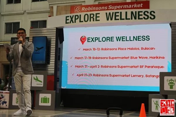 Explore Wellness at Robinsons Supermarket events