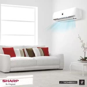The Latest Sharp Inverter Split-Type Air Conditioner