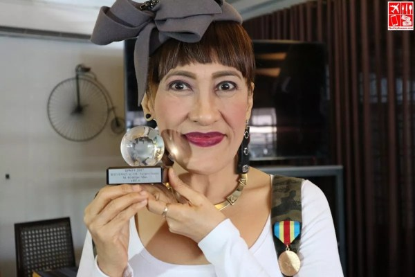 Ai-Ai Delas Alas is Best Female Actor at the 7th Queens World Film Festival