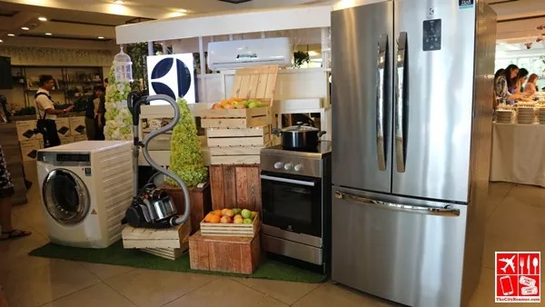 Electrolux Summer-Ready Home Appliances