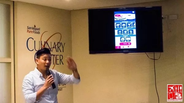 Drew talks about the Home Foodie Madalicious Meals Mobile App