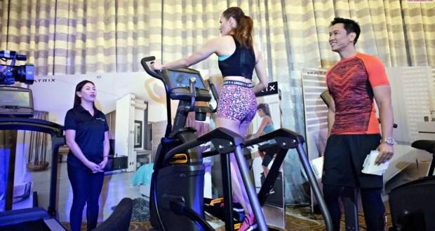 Bring Home a Matrix Cardio Fitness Equipment