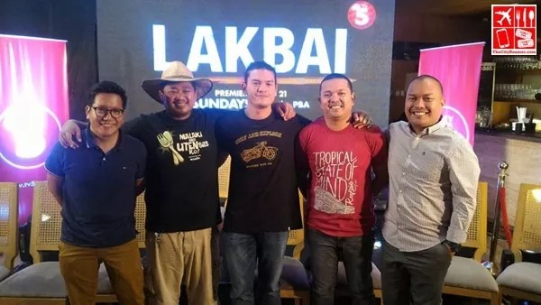 The Cast of Lakbai