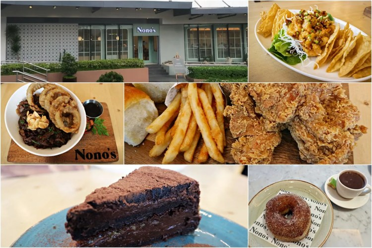 Delicious Food at Nono's UP Town Center