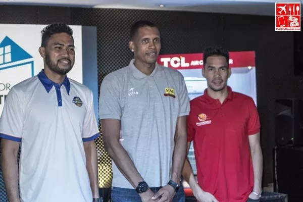 PBA Players graces the TCL Launch