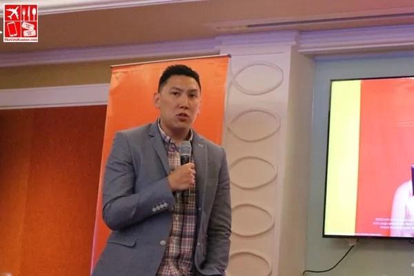 Patrick Mascariñas - Lenovo MBG Philippines Sales Manager