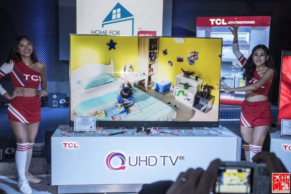 TCL Smart TVs launched