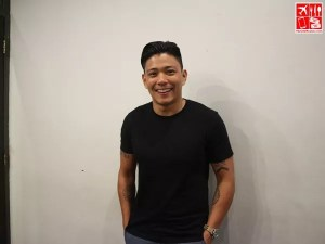 Drew Arellano is managed by Asian Artists Agency