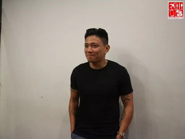 Drew Arellano is doing a lot of things, including managing a business