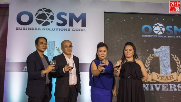 OOSM Solutions Celebrates 1 Year of Operations in the Philippines