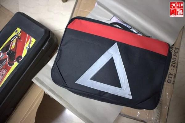 Red X Emergency Road Mega Kit Bag