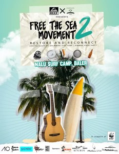 Reef Free the Sea Movement 2