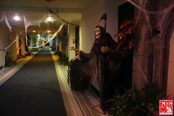 Halloween installations