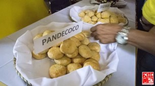 My favorite Kabuhayan Bakery bread is Pan De Coco