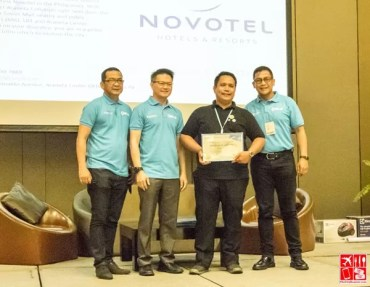 Novotel Manila offers Lagoon Advanced Care wet cleaning service