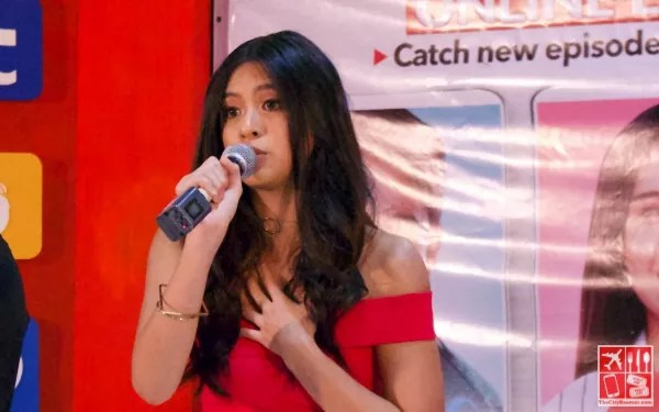 Gabbi Garcia talks about her latest show on GMA ONE